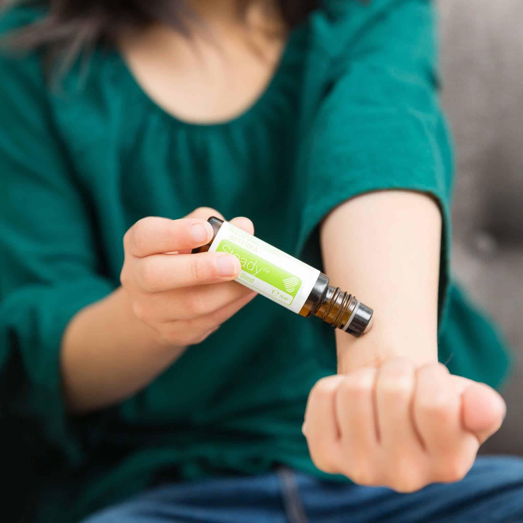 Steady смес от етерични масла за деца