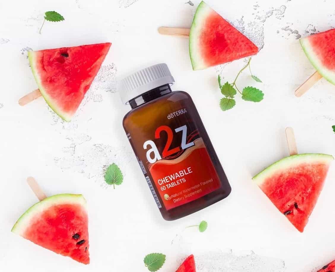 a2z дъвчащи се витамини
