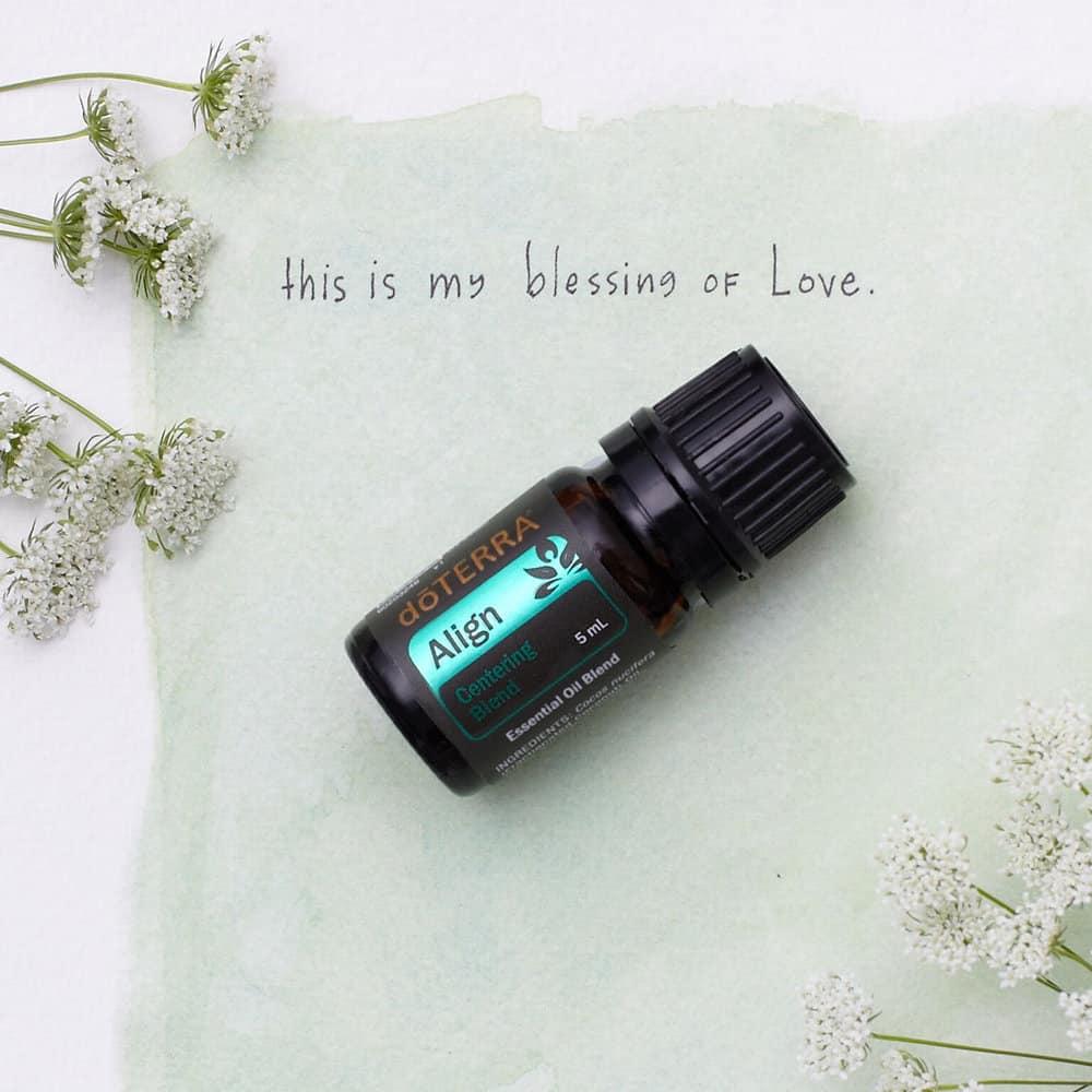 Align смес от етерични масла за йога