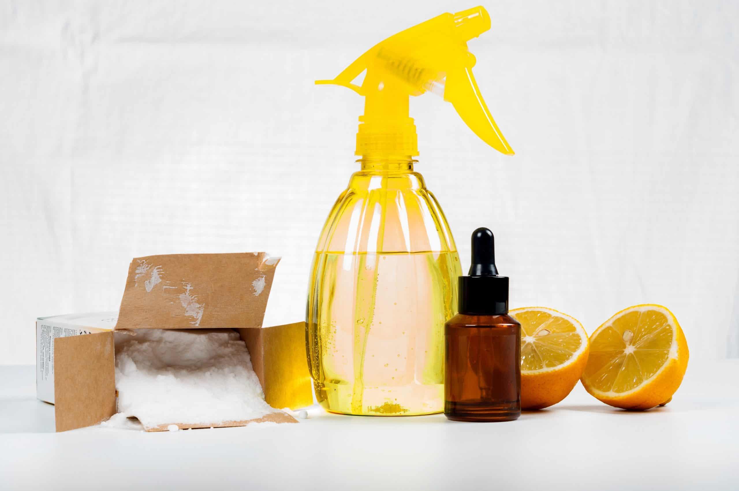 Домашен Препарат За Почистване На Фурна