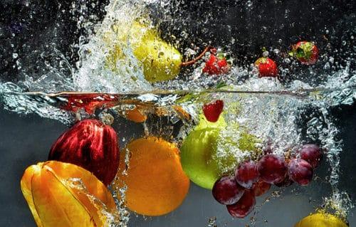 Детокс На Пресните Плодове И Зеленчуци Преди Консумация