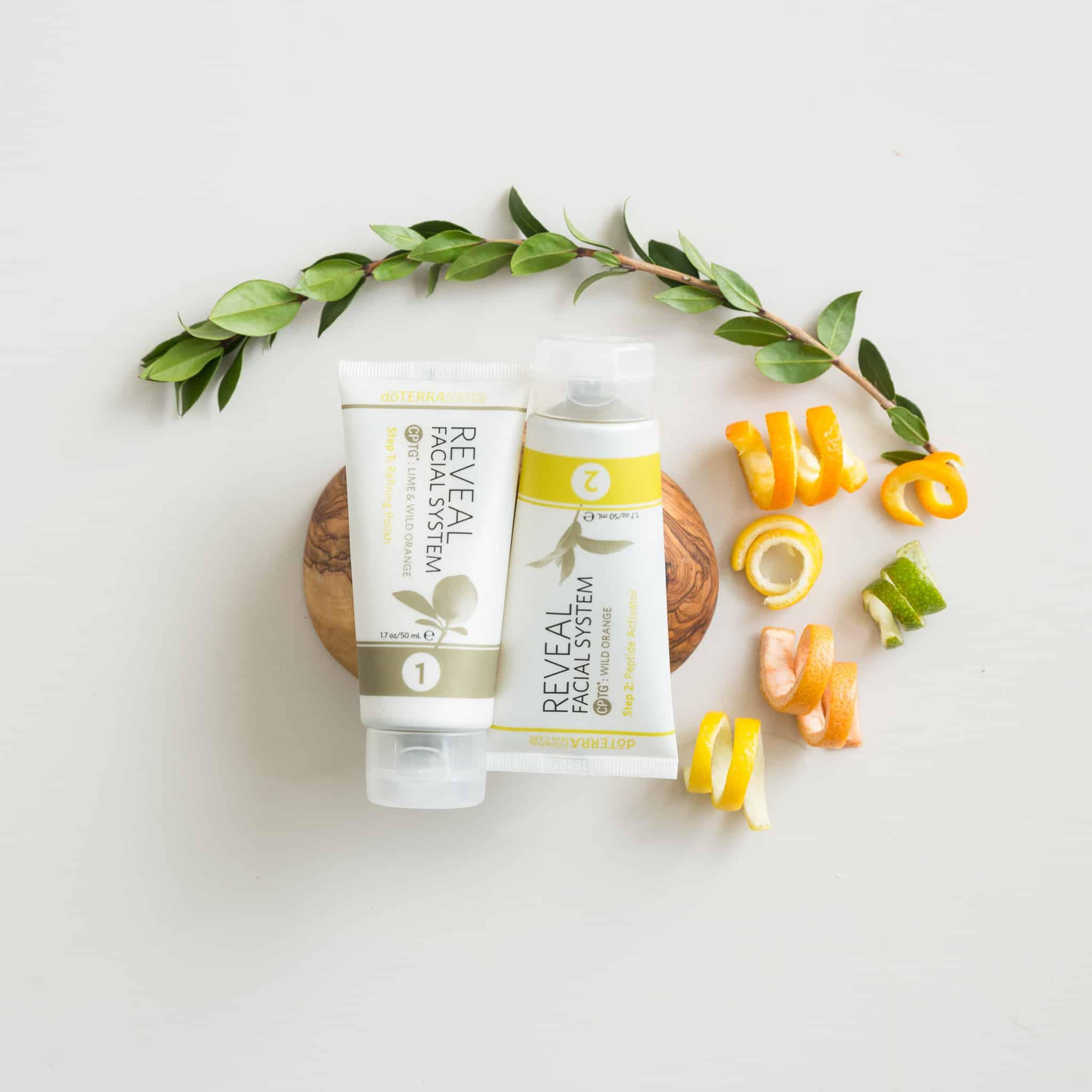 Reveal система за почистване на лицето
