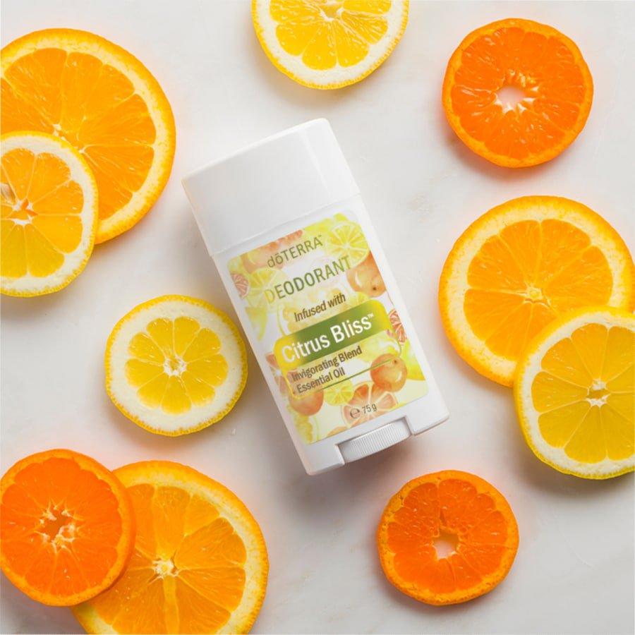 Естествен дезодорант Citruss bliss