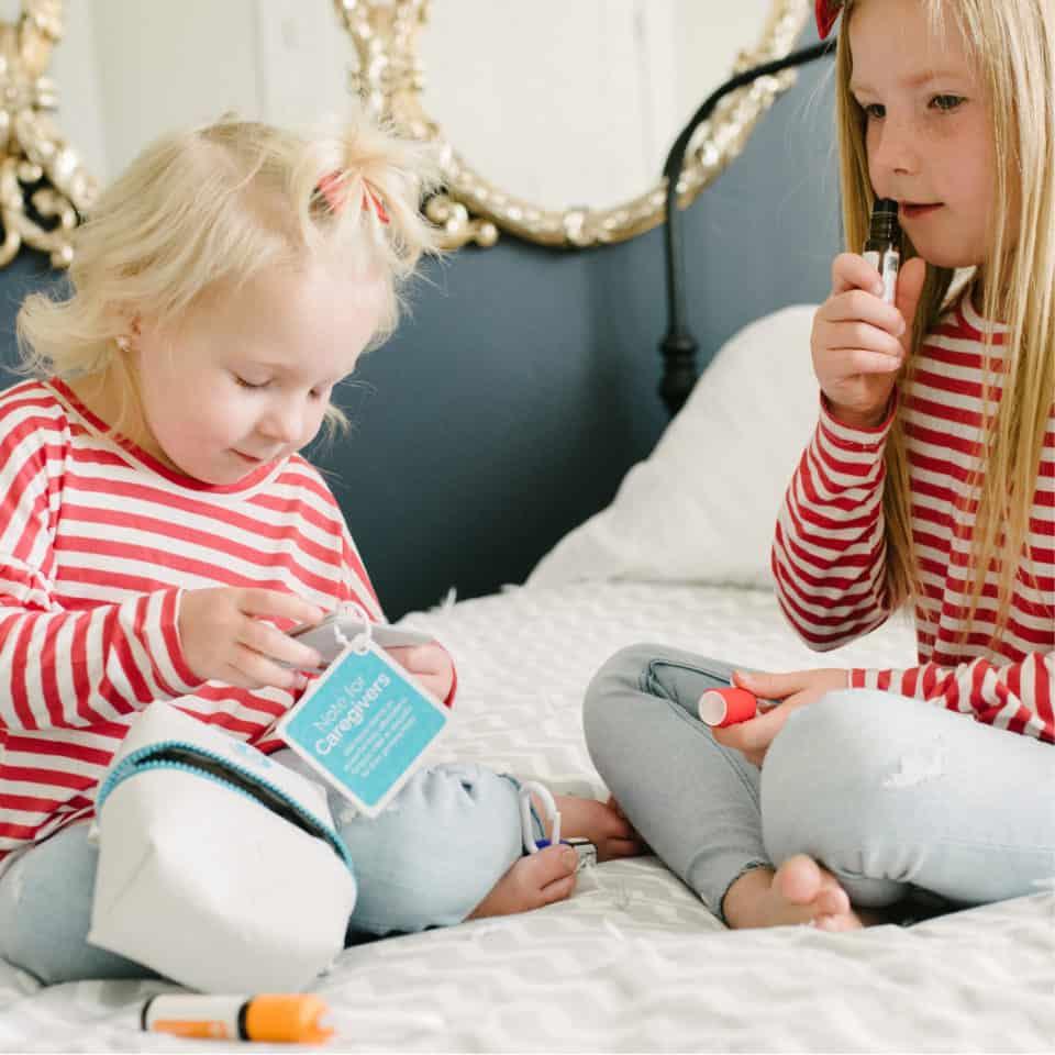 Етерични масла за деца