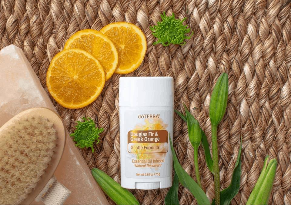 Естествен дезодорант за чувствителна кожа